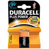 Duracell Plus Power 9.0V 1/MN1604 6LR61 9V