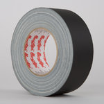 Le Mark MagTape Original Gaffer, schwarz, matt, L=50m, B=50mm